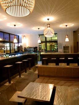 Krysalid Agencement Du Bar La Terrasse Du Bouffay